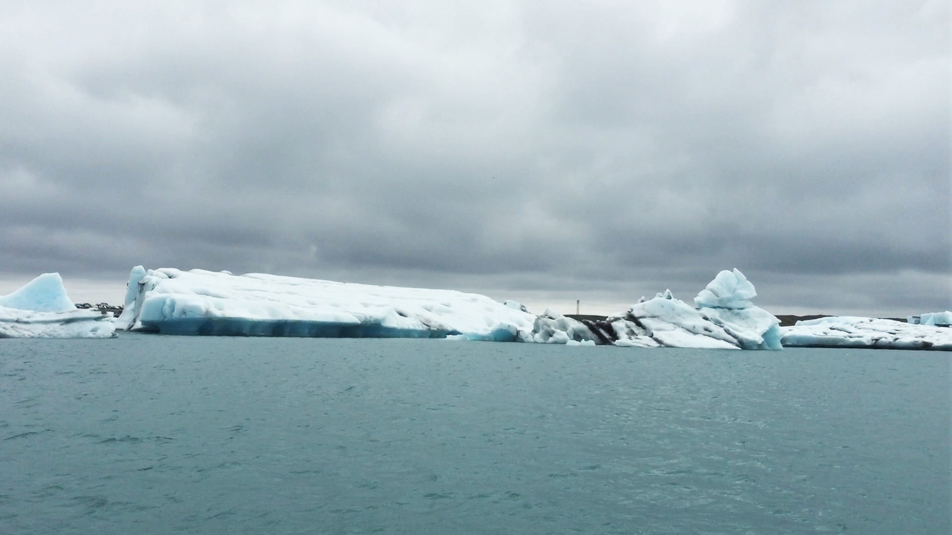 Jakulsarlon Glacier Lagoon